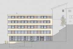 WB-Erweiterung-Berufsschule-Waldegg-Österreich-5.-Preis-Ansicht-3