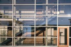 Grundschule-Gunzenhausen-Glasfassade