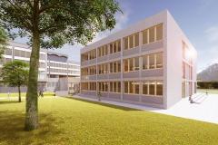 K1024_Wettbewerb-Schulhaus-Naters-Schweiz-Nordseite